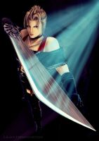 Paine - Final Fantasy Tribute by c-r-o-f-t