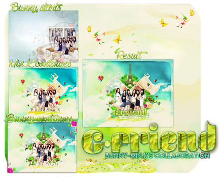 06212016-[COLLAB] GFRIEND by Bunny ft MinK by BunnyLuvU