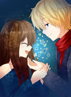 CE - Samantha and Lucas in ROTM by Hakamii