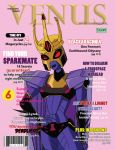 Blackarachnia - Venus Mag by BillForster