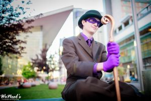 Riddle me this by Torremitsu