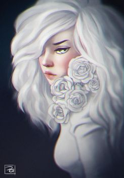 White by Filika
