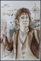 The Hobbit by SallyGipsyPunk