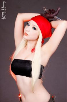 Winry - FMA cosplay by Kitty-Honey
