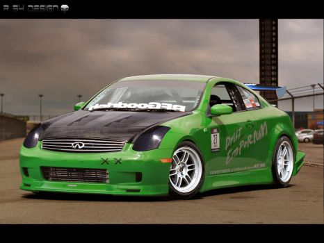 Infiniti G35 Coupe by r34-Design