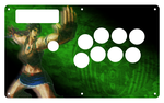 Julia Chang SFxT madcatz TE custom art by Ace-Killa-51-50