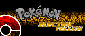 Electric yellow banner V2 by Alucus