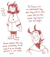 More Stuff on Francis by BechnoKid