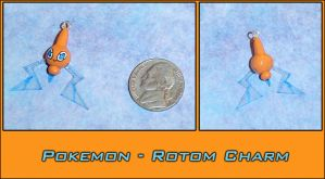 Pokemon - Rotom Charm by YellerCrakka