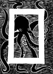 Printmaking Octupus by Bards-Tale