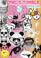 Png s Tumblr | Pack by TutosParisfe