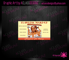 Business Card_Flawless by aCLASSdesignz