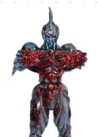 Guyver I Megasmasher (110) by AngeloFalconio