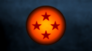 The Four Star Dragonball by LordShenlong