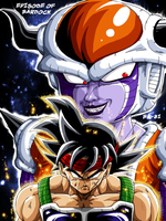 Episode of Bardock tribute by BK-81