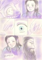Young Thorin and baby Frerin comic_Little brother by EPH-SAN1634