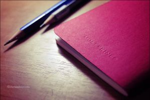Moleskine by glamofficial