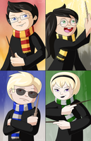 Potterstuck by SunnieF