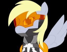 Metal Gear Derpy by rko509