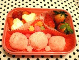 Sweet Bento 1 by Corselia