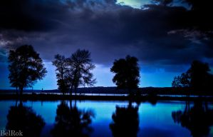 The Color Of Midnight by Shane-Morelock