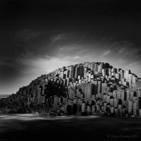 Giants Causeway I by AgenttSmith