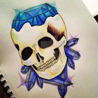 When Did the Um Crystals Leave Your Bones? by DreamBleedingInk