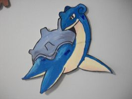The Pokemon Project: Lapras by groundingROOTS