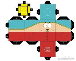 Cartman Cubee by Respeto6
