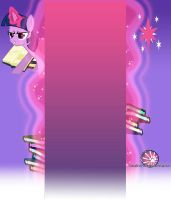 Twilight Sparkle version.2 Youtube Channel by NekoKawaii11