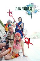 Final Fantasy XIII by Phadme