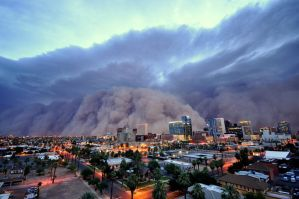 Haboob I by InhaledEvil066