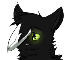 Hollyleaf Headshot by C-R-Y-K-A-T