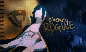 Rogue Cheney! by BickslowFT