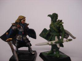 Gilead size comparison by steveyoungsculptor