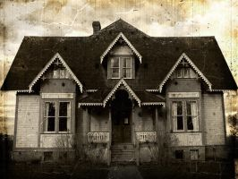 Haunted House by garnettrules21