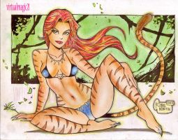 TIGRA by RODEL MARTIN (08172013A) by rodelsm21
