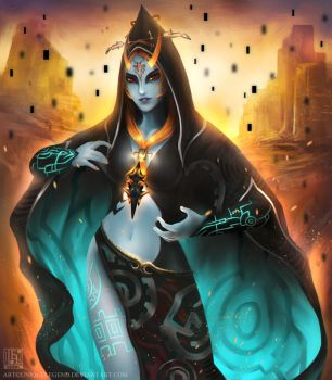 Midna by EternaLegend