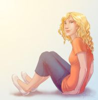 Annabeth Chase by palnk