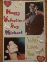 Valentines Day card to Michael by HalfBloodAssassin