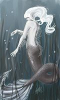 Mermaid by akashaDC
