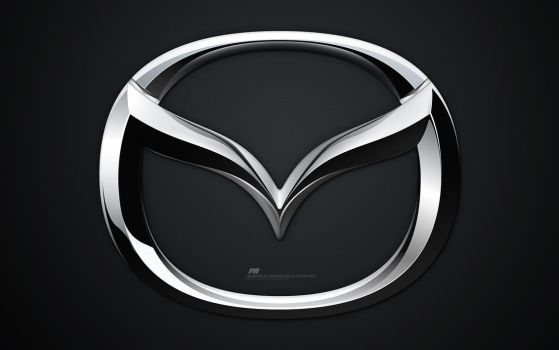 Mazda's Logo Recreation by rootout