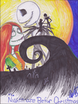 Jack And Sally by WhoCrysForTheStars