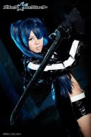 Black Rock Shooter - Watch My Sword by SweetSix