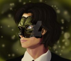 Damon Salvatore by AmyMusgrave