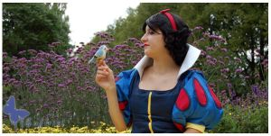 Snow White - the fairest one by Safiriel