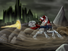 Security has arrived by Adalbertus