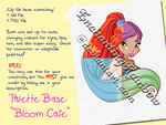 Bloom Cafe - Paid Palette Base Pack by EnchantingRainbow