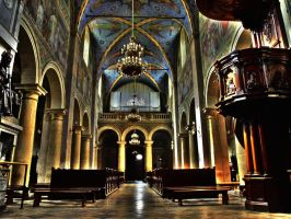 Cathedral Basilica by HeretyczkaA