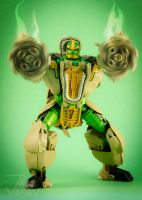 Transformers Generations - Heroic Maximal, Rhinox by PlasticSparkPhotos